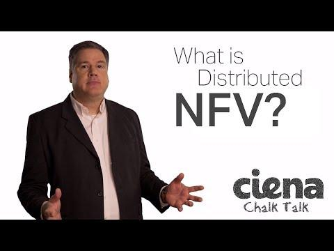 What Is Distributed NFV?  Ciena Chalk Talk