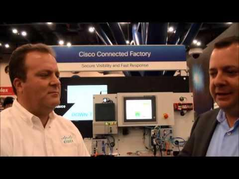Automation Fair 2013: Cisco And The Applied Group At Rockwell Automation Fair
