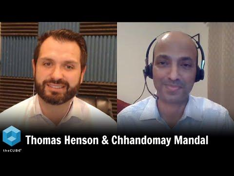 Thomas Henson And Chhandomay Mandal, Dell Technologies   Dell Technologies World 2020