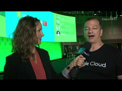 Cisco Live 2018: Backstage Pass - Google Innovation Showcase Post Show
