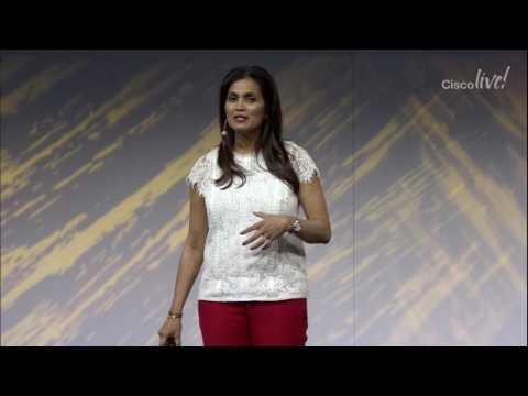 Cisco Live 2017: Hyperconverged Infrastructure Redefined - Liz Centoni
