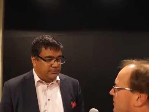 Ericsson CTO & Head Of Strategy For North America Vish Nandall, At Texas Wireless Summit