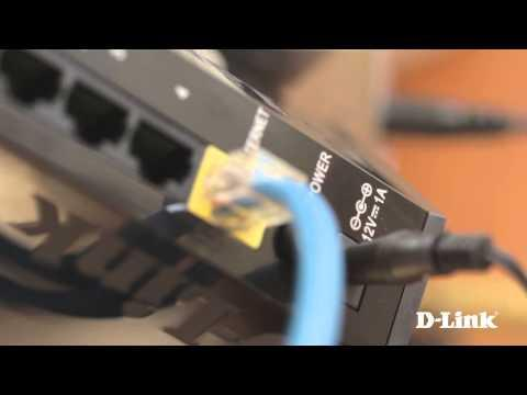 Getting Started: Wireless N300 Gigabit Router (DIR-636L)