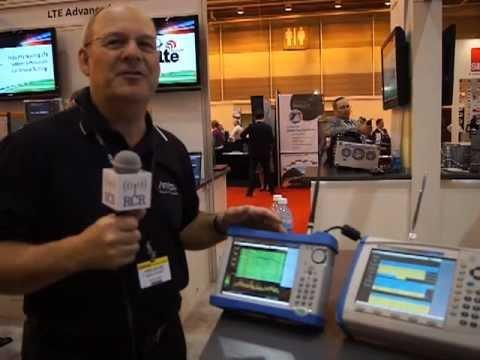 CTIA 2012: Testing For MIMO LTE Signals And Uplink Interference