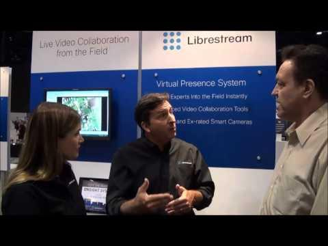 Librestream, Mobile Video Collaboration, And The Internet Of Things