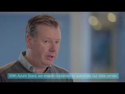 The Power Of Microsoft Azure And Cisco UCS: Open Line