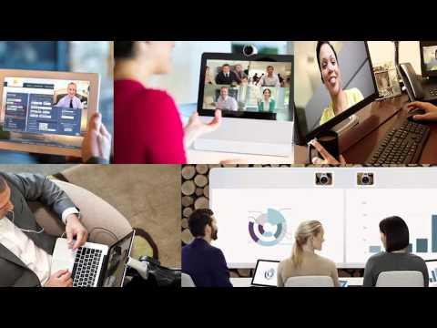 Start A CMR Cloud (Collaboration Meeting Rooms Cloud) Meeting From A Video Conferencing Application