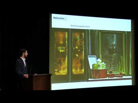 NRF 2014 Retail Power Hour: Materialise