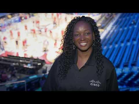 Cisco Networking Academy: Behind-the-Scenes At NBA All-Star Weekend 2017