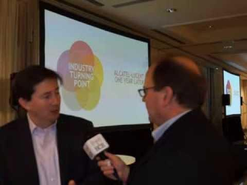 #MWC14 Alcatel-Lucent On Virtual RAN & Its Role In 5G