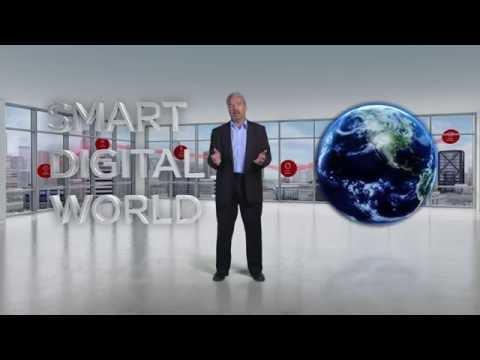It's A Smart Digital World. Let's Build It Together.