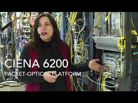 In The Lab With Ciena's 6200 Packet-Optical Platform