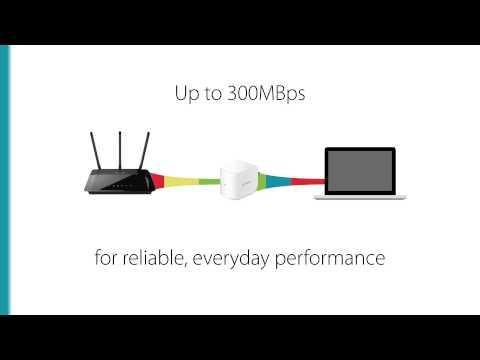 D-Link Wi-Fi Range Extender (DAP-1320)