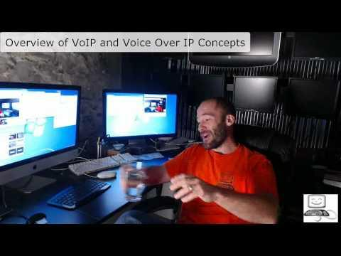 Overview Of VoIP And Voice Over IP Concepts (HD Version)