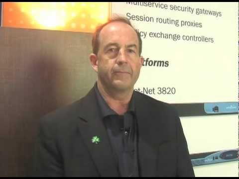 CTIA 2011: Acme Packet Discusses Session Delivery Network Solutions