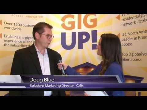 2015 Calix International Partner Summit Interview With Doug Blue