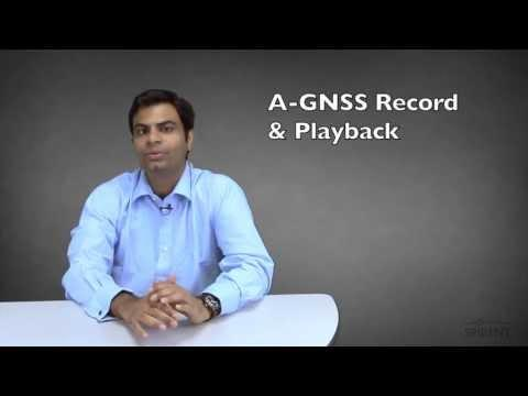 Introduction To A-GNSS Record And Playback