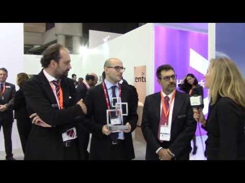 #MWC14 Accenture & RCS MediaGroup Win The Smart City Award