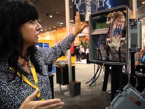 CTIA 2012: Raycap Remote Radio Head Demonstration