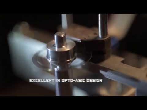 Avago AEDT 981x Encoder Series