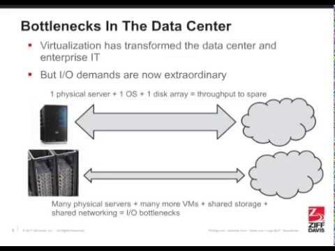 Six Ways To Accelerate I/O Performance In The Data Center