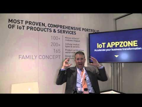 #MWC2016: Telit Talks IoT Connectivity, Simplification