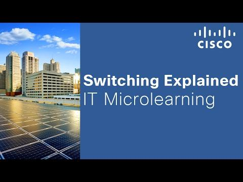 Switching Explained - IT Microlearning