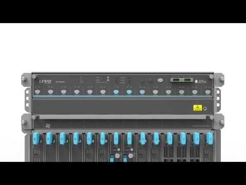 Introduction To Juniper SRX5000 Series