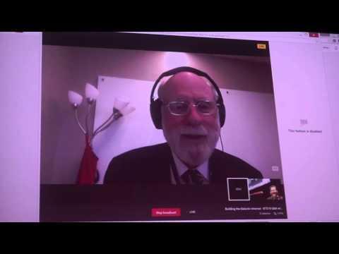 #ETS16: Google Chief Internet Evangelist Dr. Vint Cerf Keynote