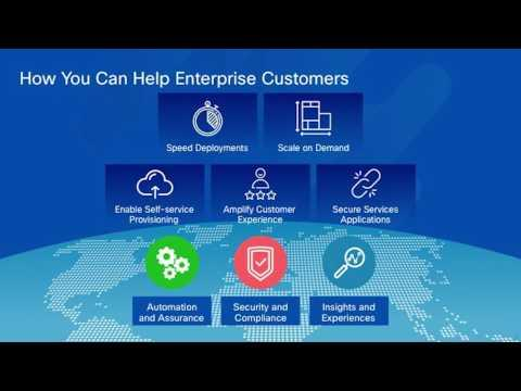 Demo Zone: Create Business Services