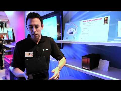 D-Link At CES 2011: SHARE Solution