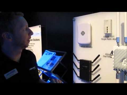 Extreme Networks Wireless At Interop 2012