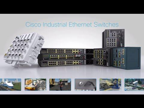Introducing Cisco Industrial Ethernet (IE) Portfolio