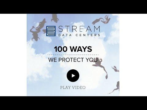 100 Ways Stream Data Centers Protects You