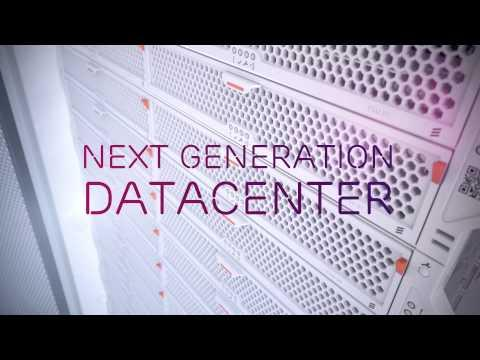 Ericsson HDS 8000 – Hyperscale Data Center System
