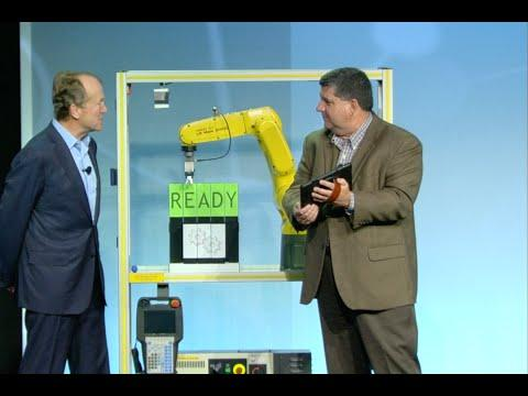 IoT World Forum 2014 Keynote Demo