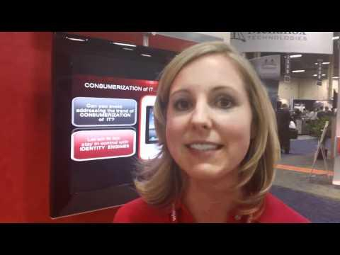 Avaya Identity Engines - Interop 2011