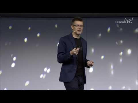 Cisco Live 2017: Enabling Digital Business With Meraki - Simon Tompson
