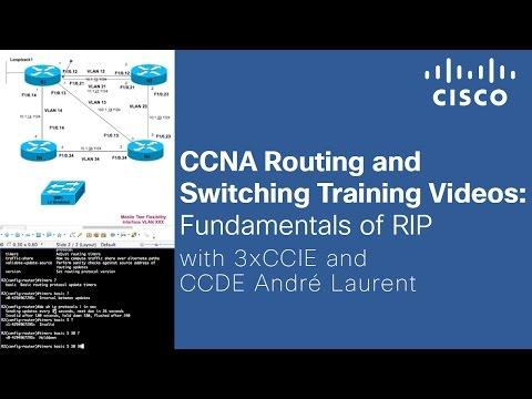 Routing Information Protocol (RIP) Computer Networking Training Series