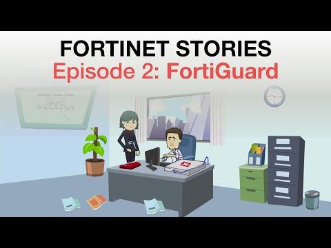 Fortinet Stories Episode 2: FortiGuard