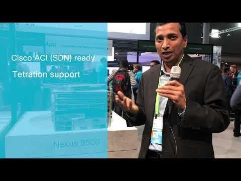 Cisco Live Barcelona: New Nexus 9500 Data Center Switches