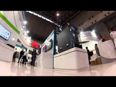 Interop Tokyo:Huawei Wins Best Of Interop Award In Data Center And Storage Categories