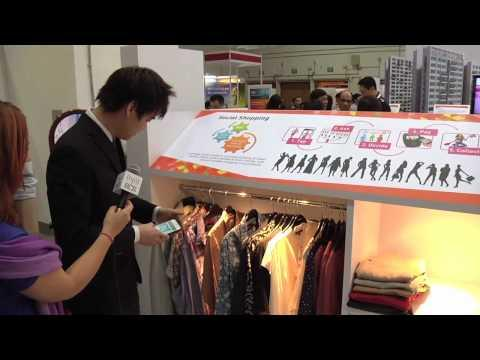 CommunicAsia 2011: Shopping And The Smart Phone
