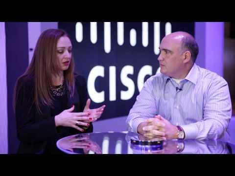 CES 2015- Cisco's Joe Cozzolino Discusses Key Business Wins For Cisco's Set-top Box Business