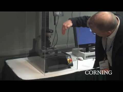 Corning At SID: Corning® Gorilla® Glass Bend Test