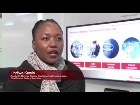 Smart City: High Hopes For The City Of Tshwane And Huawei's Smart City
