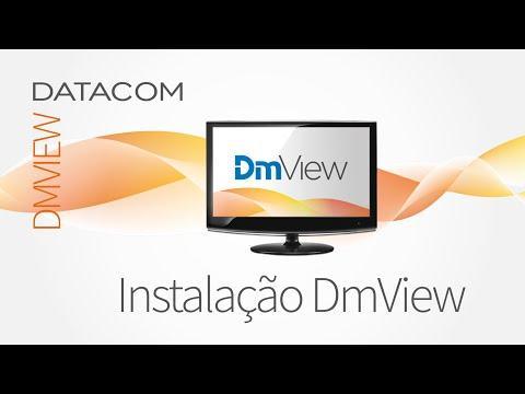 Tutorial DmView - Instalação Do Sistema De Gerência De Redes DATACOM