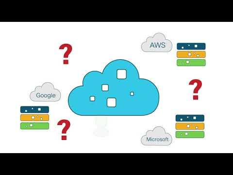 Get The Multicloud Advantage With Cisco CloudCenter