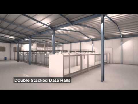 Colt's Modular Data Center
