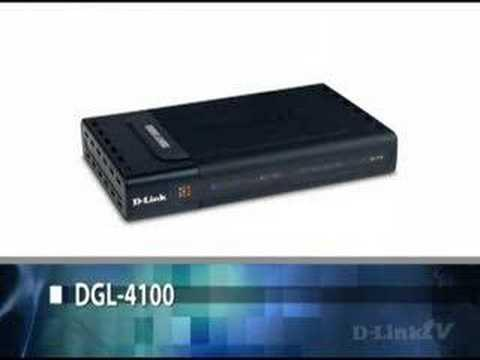 Gaming Router DGL-4300